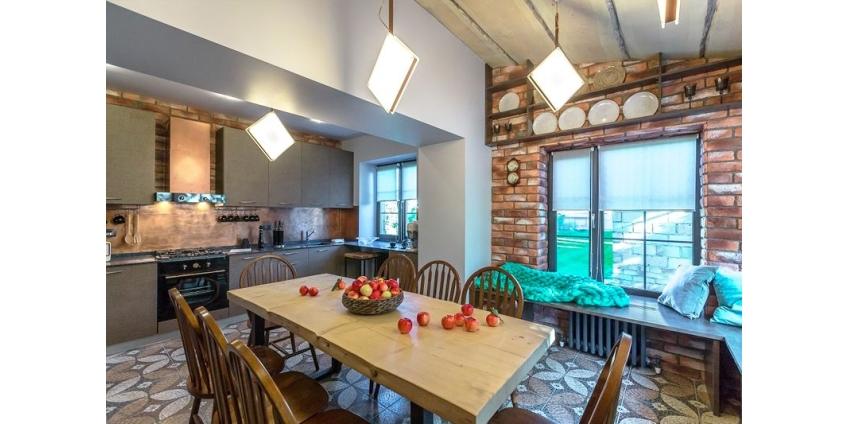 Применение декоративного кирпича для внутренней отделки дома